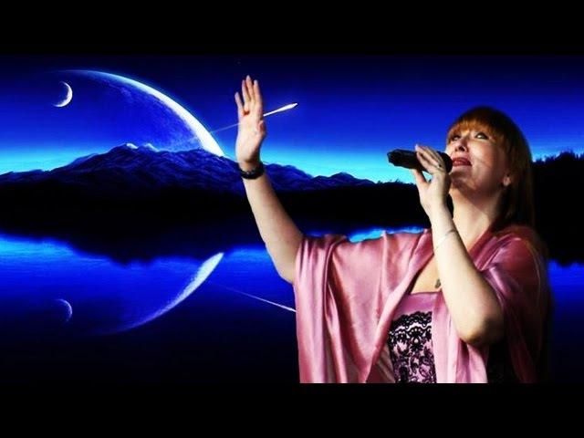 Премьера песни Ночь затеплила тысячи звезд поет Владислава Вдовиченко автор ролика Светлана Бружина