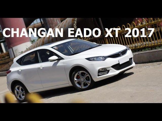 CHANGAN EADO XT 2017