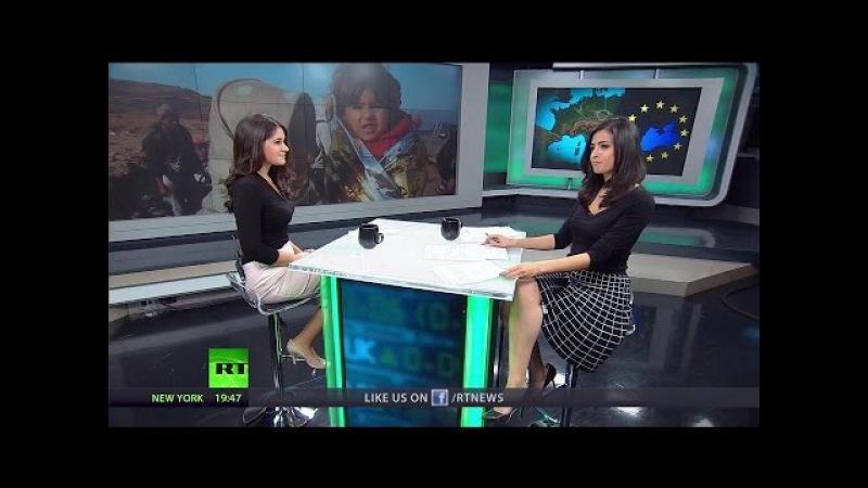 Ameera David Bianca Facchinei Lindsay France Boom Bust RT 11Nov2015 HD
