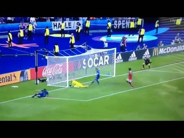 Евро-2016 ● Исландия 2-1 Австрия ● 22.06.2016