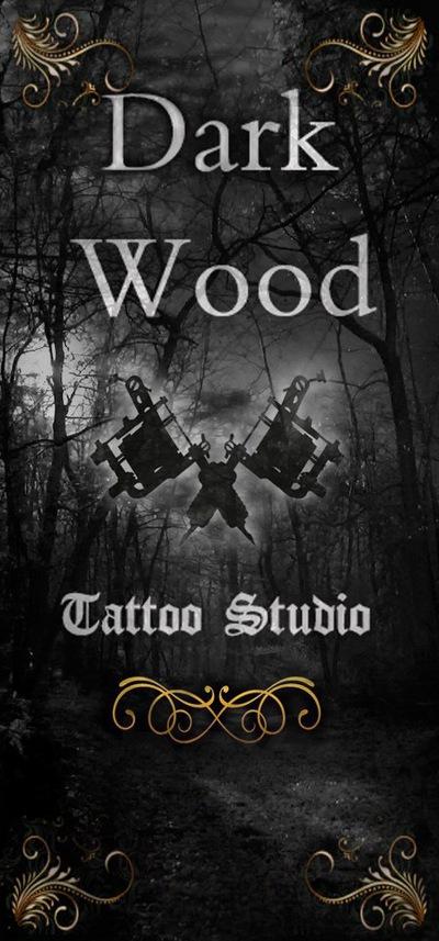 тату студия в калуге Tattoo Kaluga Dark Wood вконтакте