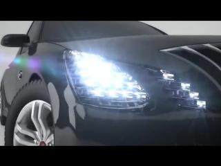 Новая Волга - урод! Секретные кадры прототипа Волги ГАЗ 3107 Забытые новинки авт