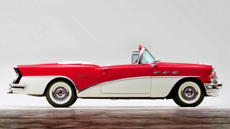 Buick Special Convertible 46С 4467 '1956