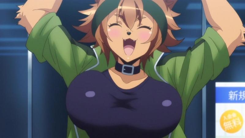 Monster Musume no Iru Nichijou OVA-1 / Повседневная жизнь с девушкой-монстром (ОВА-1) - 1 серия [Озвучка: AniLibria MVO]