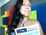 2016-04-10 Anja Heussmann - ANTI BILDERBERG DEMO 2016 DRESDEN Facebook