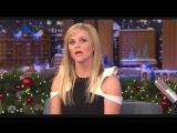 Риз Уизерспун (Reese Witherspoon) на шоу Джимми Фэллона The Tonight Show Starring Jimmy Fallon (16.12.2016) - английский язык