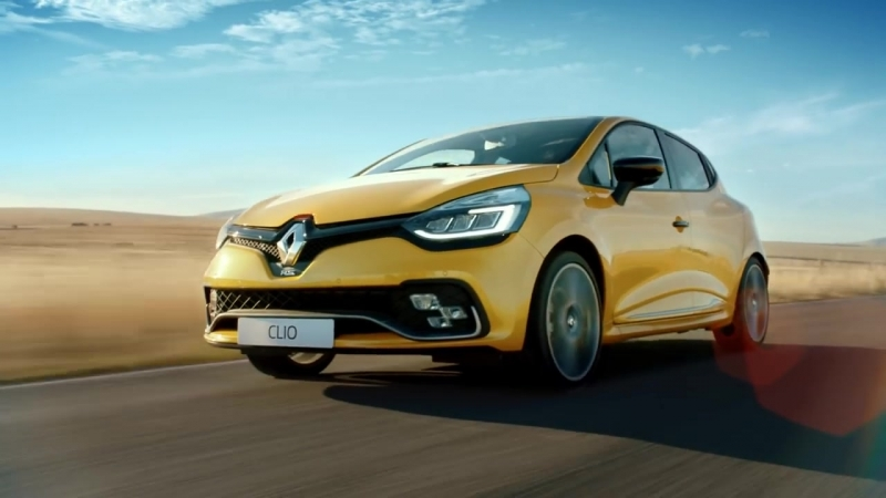 New Renault Range 2017 - as unexpected as life