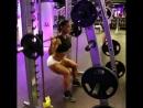 Andreia Brazier - Video instagrama Brazilian fitness athlete, four-time world champion WFBB №6