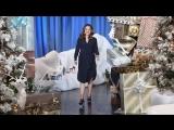Natalie Portman Talks Baby Number Two! RUS SUB