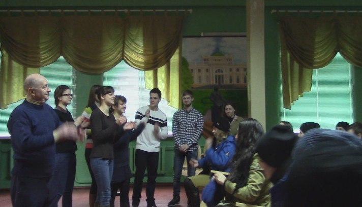 Волонтёры АСДЕМО посетили ИК № 4 г. Гомеля