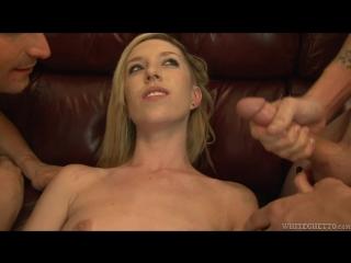 Maia Davis Bi Forced Cuckold GangBang