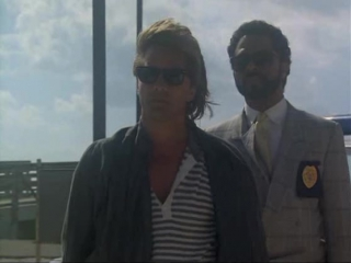 Love and rockets. Ball of confusion (Miami Vice). 1988.