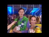 Жанна Фриске и Максим Маринин - Видели ночь Ледниковый период. Глобальное потепление. Гала-концерт (25.04.2009)