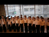 Младший хор, 2,3 класс Хорового училища им.М.И.Глинки