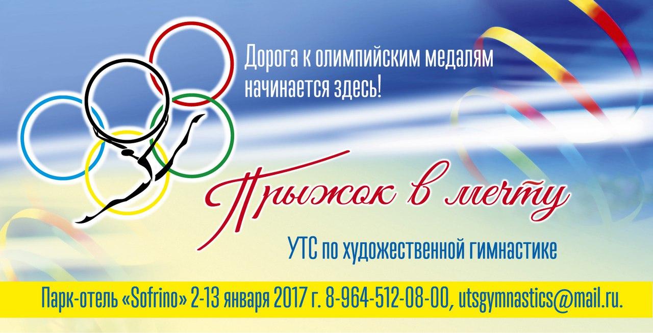 УТС «ПРЫЖОК В МЕЧТУ», 02-13.01.2017, Парк-отель Sofrino