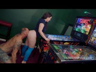 Hannah [HD 720, femdom, femaleworship, asslicking, new porn 2017]