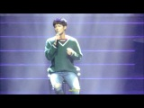 161210 PARK BOGUM 박보검 #OHHAPPYDAY #MALAYSIA singing 내 사람 My Person OST