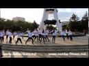 Детский флешмоб за здоровый образ жизни от студии танцев Dallas Dansuri in Chisinau pentru copii