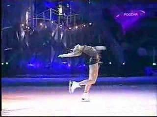 Сергей Лазарев, премьера песни Зачем придумали любовь (Финал проекта Танцы на льду Бархатный сезон)