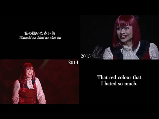 [Kuromyu2014/2015] Don't lose your way SUB
