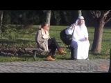 Прикол Араб с сумкой. Смешное видео до слез