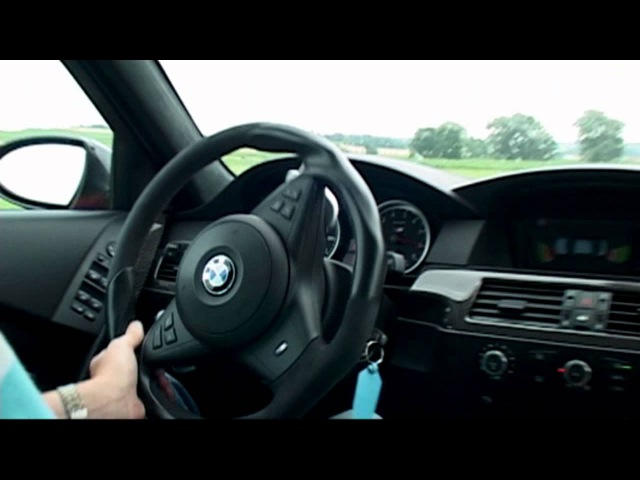 PURE SOUND: G-Power BMW M5 Hurricane RR 800 bhp Fastest Saloon on planet