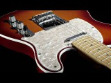 Melodious hard rock backing track in C