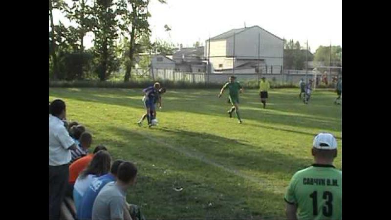 ФК Глинищево - Новые Дарковичи (второй тайм)