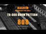 TR-808 Drum Pattern - Hashim - Al Naafiysh (The Soul)