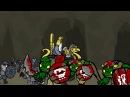 Тотальный огрызок Total War Warhammer не допиленный ибо з**бал