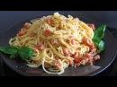 Паста КАРБОНАРА классический рецепт итальянской кухни спагетти карбонара PASTA CAR
