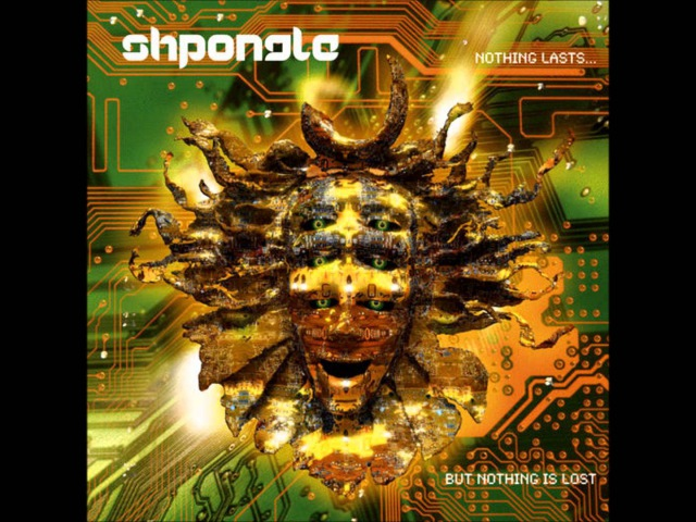 Shpongle - Nothing Lasts... But Nothing Is Lost [Full Album]