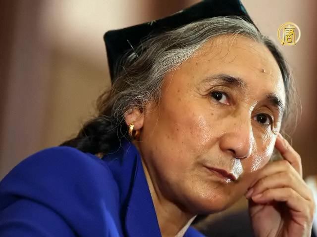 Семья ссыльной уйгурки подвергается выселению