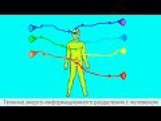 Техника энерго-информационного разделения с человеком