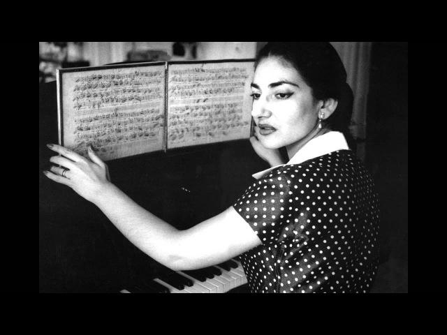 Maria Callas - Condotta ell'era in ceppi - Il Trovatore