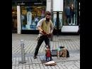 Talеnted street musician from Galway Ireland Талантливый уличный музыкант с Голуэй Ирландия