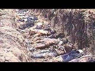 Массовая захоронения в Украине Сегодня, ЖИВЫХ закапывают с мертвыми - Пытки украинских карателей