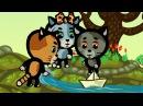 Обучающие мультфильмы songs for kids - Времена года. Весна - Три котенка