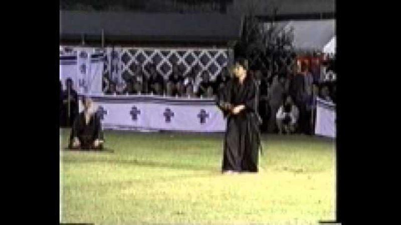 Katori Shinto Ryu - in Yanagawa