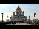 Храм Христа Спасителя (Cathedral of Christ the Saviour) - 4k video.