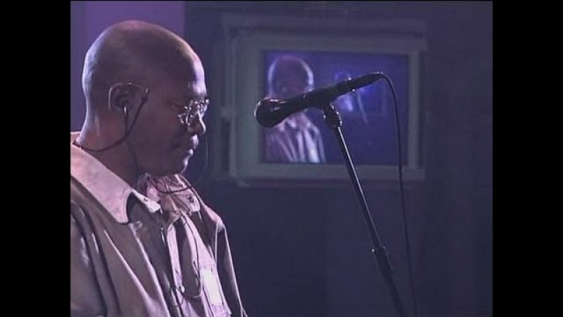 Massive Attack Angel Live 1998 Nulle Part Ailleurs
