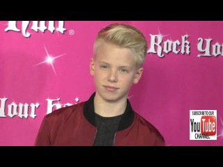 Carson Lueders at the Rock Your Hair Presents Valentine's Rocks at Avalon Nightclub in Hollywood