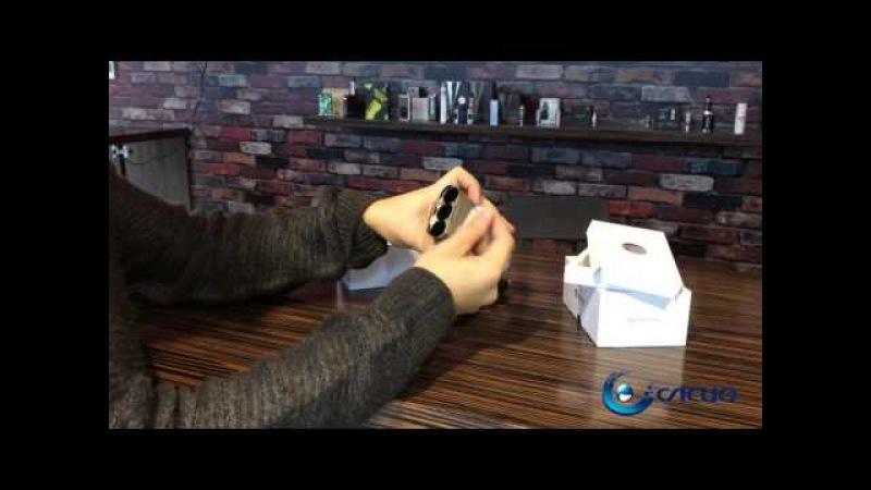 Cacuqecig Unboxing Video of Joyetech Cuboid 200 Box Mod