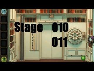 100 Doors XL - Stage 10, 11 Level 10, 11 Walkthrough