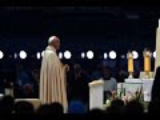 Czuwanie z Ojcem Świętym, Papież Franciszek [«Błogosławieni miłosierni» - ŚDM Kraków 2016]