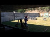 IPSC. Exercise for 70 shots