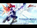 【 World 【Fairy Fencer F OP RUS Cover】