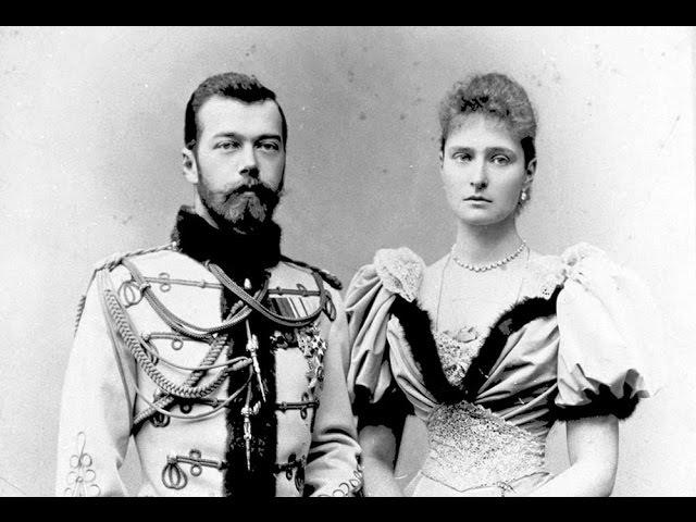 Император Николай II и императрица Александра: история прекрасной любви.