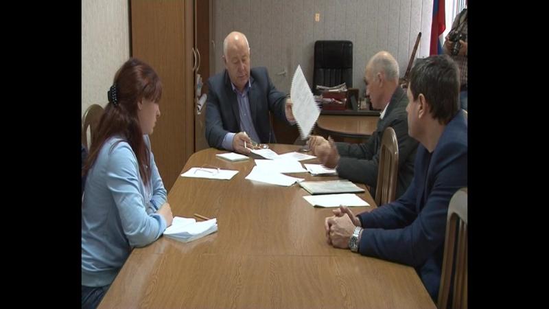 Прием по личным вопросам депутата Волгоградской областной думы Н. Свиридова