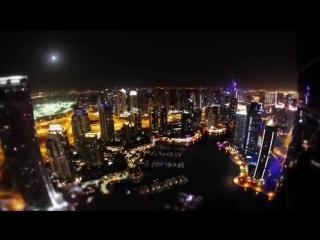 Дубай - город мечты (Самые красивые места Дубая в HD